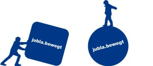 "Logo des Projekts ""jubla.bewegt"""