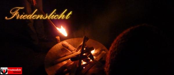 Titelbild-Loader für Friedenslicht