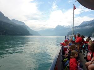 1. August - Schifffahrt