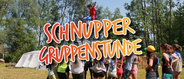 Titelbild-Loader für Schnuppergruppenstunden